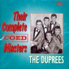 The Duprees-Their Complete Coed Records Masters (Import)