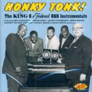 V/A Honky Tonk-The King & Federal R&B Instrumentals (Import)