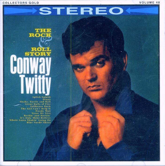 Conway Twitty - Handy Man