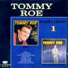 "Tommy Roe-Volume 1-2 LP's On 1 CD:  ""Sheila""/""Something For Everybody"" (Import)"
