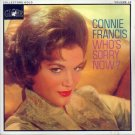 "Connie Francis-""Who's Sorry Now"" + 16 Bonus Tracks (Import)"