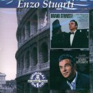 "Enzo Stuarti-2 LP's On 1 CD:  ""Bravo Stuarti!""/""Soft & Sentimental"""
