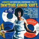 V/A Doctor Good Soul:  A Roulette Rhythm 'N' Soul Compendium 1963-1974 (Import)