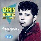 """Chris Montez """"Let's Dance"""" The Monogram Sides (Import)"""