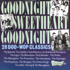 V/A Goodnight Sweetheart Goodnight-28 Doo Wop Classics (Import)