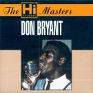 Don Bryant-The Hi Masters (Import)