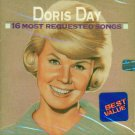 Doris Day-16 Most Requested Songs