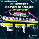 "V/A Itzy Records Presents:  Pittsburgh's Favorite Oldies ""At The Hop"""
