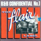V/A R&B Confidential No. 1-The Flair Label
