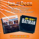 "Jan & Dean-2 LP's On 1 CD:  ""Command Performance-Live In Person"" / ""Jan & Dean Meet Batman"""