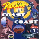 V/A Rockin' From Coast To Coast, Volume 1 (Import)