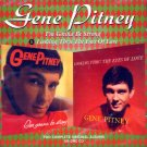 """Gene Pitney-2 Albums On 1 CD:  """"I'm Gonna Be Strong""""/""""Looking Thru The Eyes Of Love"""" (Import)"""