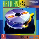 V/A Hard To Find 45's On CD, Vol. II (1961-1964)
