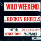 The Rockin' Rebels-Wild Weekend