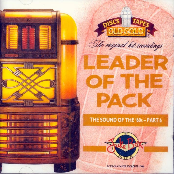 """V/A The Sound Of The 60's, Part 1 """"Leader Of The Pack"""" (Import)"""