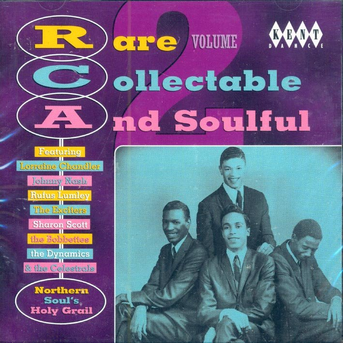 V/A Rare Collectable And Soulful, Volume 2 (Import)