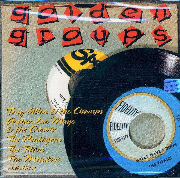 V/A Golden Groups