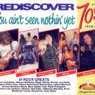"V/A Rediscover The 70's-1968-1981: ""You Ain't Seen Nothin' Yet"" (Import) (2 CDs)"