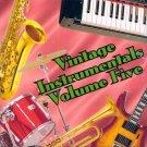 V/A Vintage Instrumentals, Volume 5 (Import)