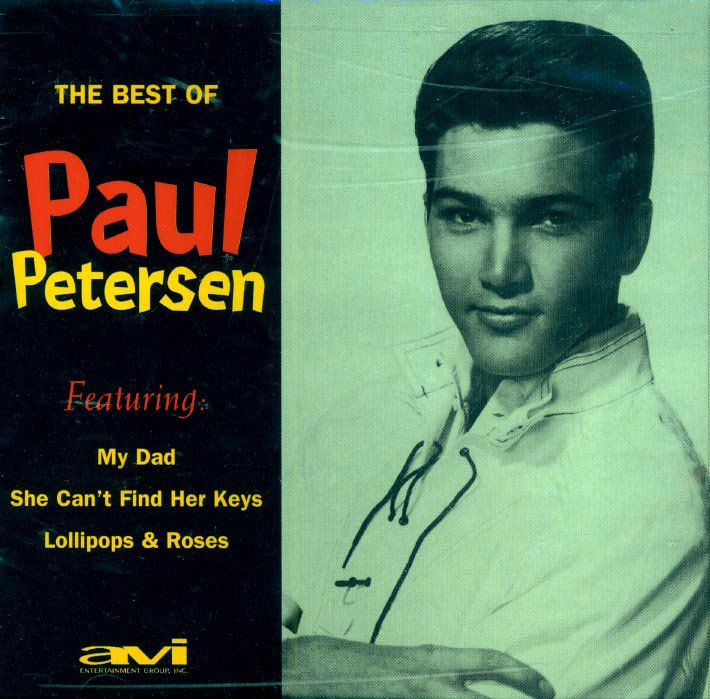 Paul Petersen-The Best Of