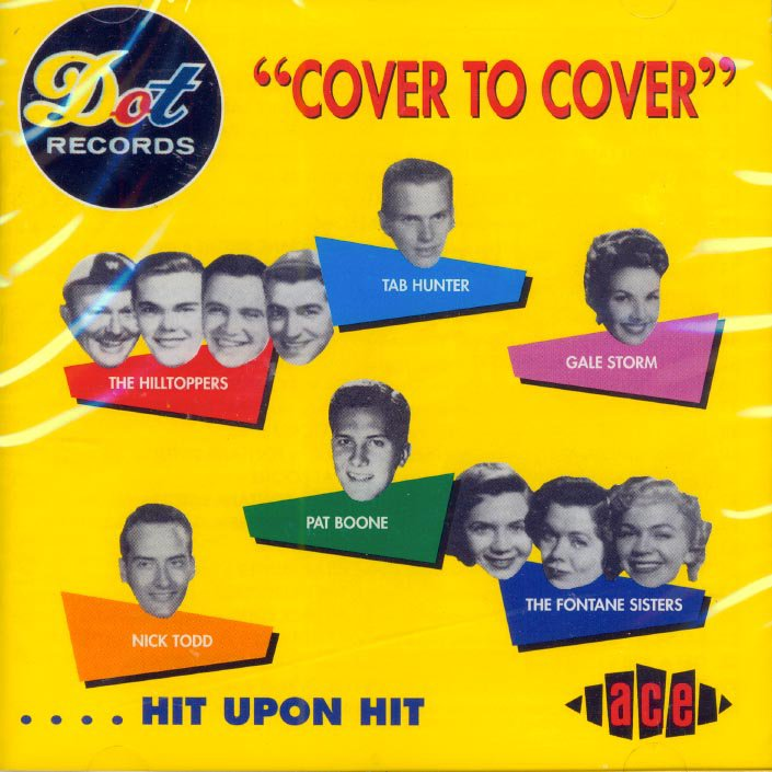 "V/A Dot Records ""Cover To Cover"" (Import)"