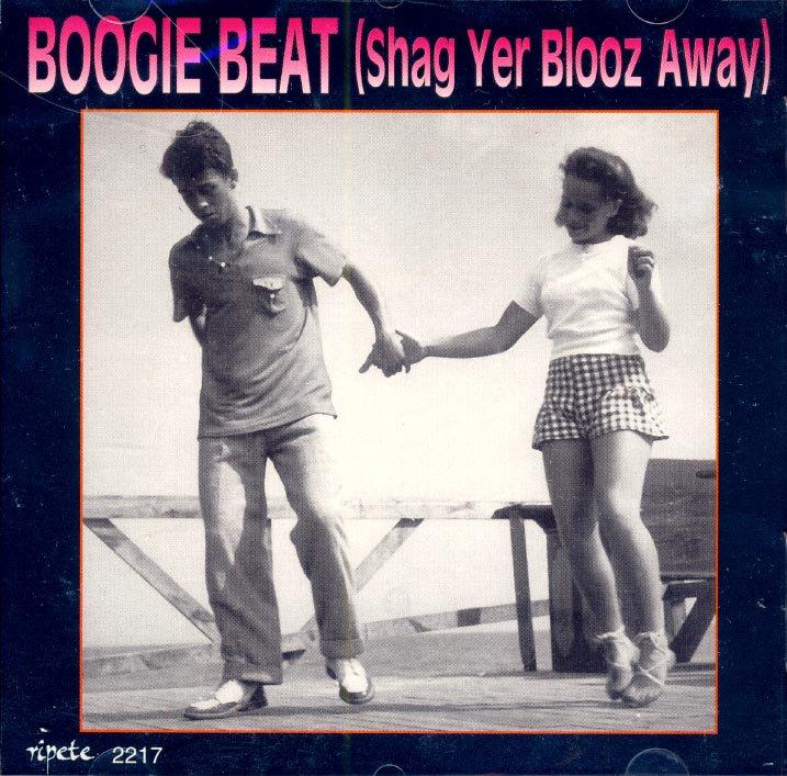 V/A Boogie Beat (Shag Yer Blooz Away)