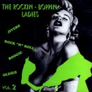 V/A Rockin&#39; Boppin&#39; Ladies, Vol. 2 (Import)