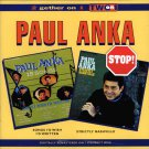 "Paul Anka-2 gether on 1:  ""Songs I'd Wish I'd Written"" / ""Strictly Nashville"" (Import)"