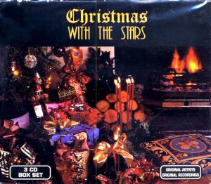 V/A Christmas WIth The Stars (3 CD Box Set) (Import)
