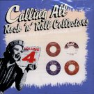 V/A Calling All Rock 'n' Roll Collectors, Volume 4 (Import)