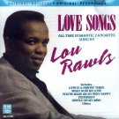 Lou Rawls-Love Songs (Import)