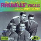 The Fireballs-The Best Of The Fireballs Vocals, featuring Jimmy Gilmer (Import)