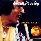 Elvis Presley-The U.S. Male (Import)