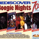 V/A Rediscover The 70's (1972-1980)  Boogie Nights:  24 Dance Classics (2 CD Set) (Import)