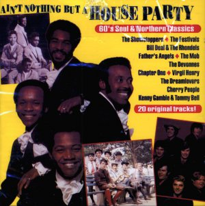 V/A Ain't Nothing But A House Party-60's Soul & Northern Classics (Import)