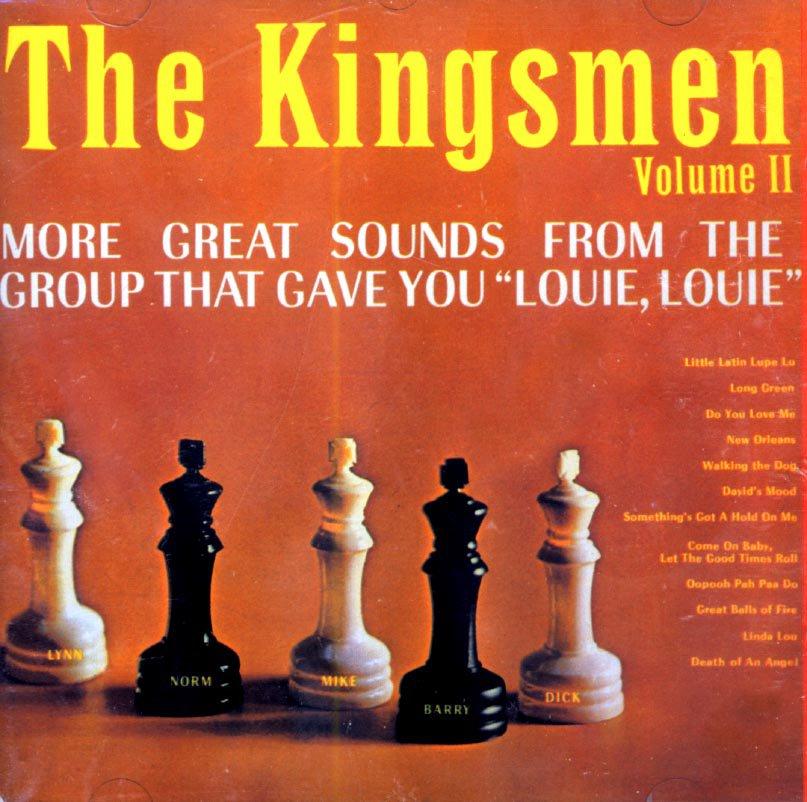 The Kingsmen Volume II