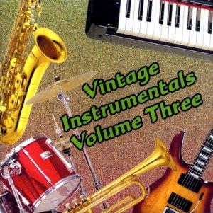V/A Vintage Instrumentals, Volume 3 (Import)