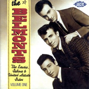 The Belmonts-The Laurie, Sabina & United Artists Sides, Volume 1 (Import)