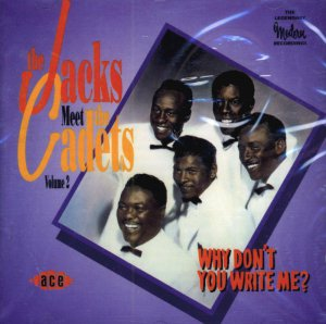 """The Jacks Meet The Cadets, Volume 2 """"Why Don't You Write Me"""" (Import)"""