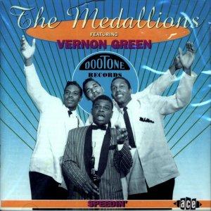 The Medallions Featuring Vernon Green-Speedin' (Import)