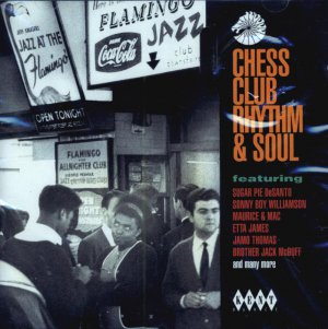 V/A The Chess Club Rhythm & Soul (Import)