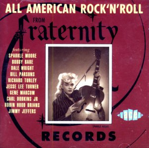 V/A All American Rock 'N' Roll From Fraternity Records (Import)