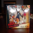 Mattel Hoop Highlights Pack History of Dennis Rodman