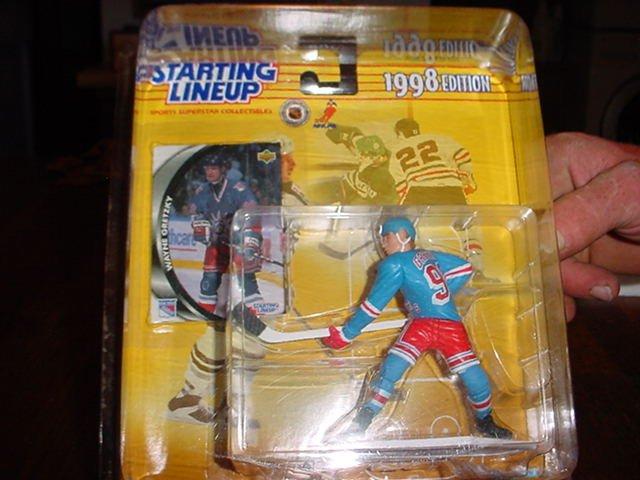 1998 Series Starting LIneup Wayne Gretzky