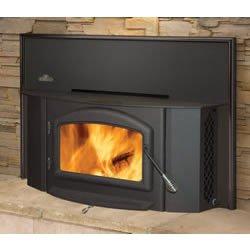 Napoleon Large Wood Burning Insert-Basic Black