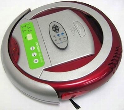 Infinuvo CleanMate QQ-2 BASIC Robotic Vacuum Cleaner QQ2 Basic -Alternative to Roomba 400 440 44001