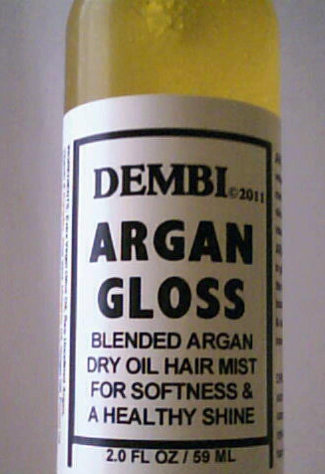 DEMBI Argan Oil Hair Gloss All Natural