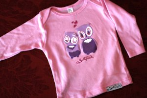 Owls in Love (baby sizes only)