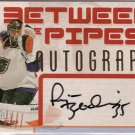 Rejean Beauchemin 2006-07 Between The Pipes #ARB AUTO