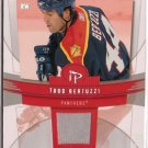 Todd Bertuzzi 2006-07 Hot Prospects Red Hot #44 15/100 JSY SN